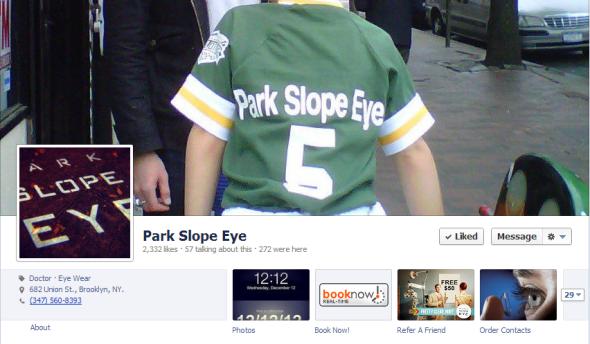 3a1af2b520a Park Slope Eye